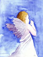 Angel, sculpture