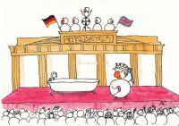 Visita reial a Berlin