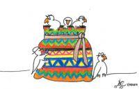 Muñecas guatemaltecas