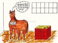 Pferdelasagne